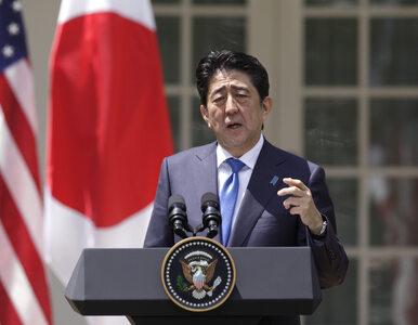 Premier Japonii chce większego zaangażowania Rosji