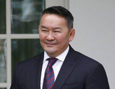 Prezydent Mongolii spotkał się z przywódcą Chin. Odbędzie 14-dniową...