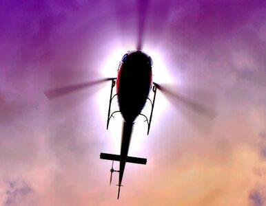 Kenia: odnaleziono zaginione śmigłowce. Są całkowicie spalone