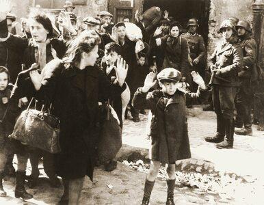 """""""Focus"""": Żydzi po wojnie uciekali z Polski do Niemiec, bo obawiali się..."""