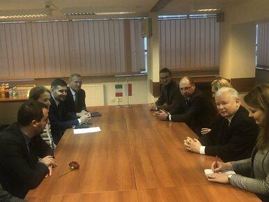 Wicepremier Włoch: Czuję się znakomicie, siedząc przy jednym stole z...