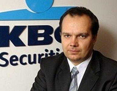 Grzegorz Zięba, KBC Securities: Słowna interwencja EBC