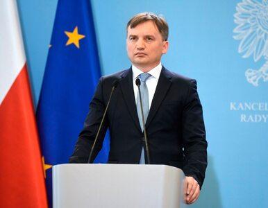 Zbigniew Ziobro: Platforma znowu stanęła po stronie pedofilów