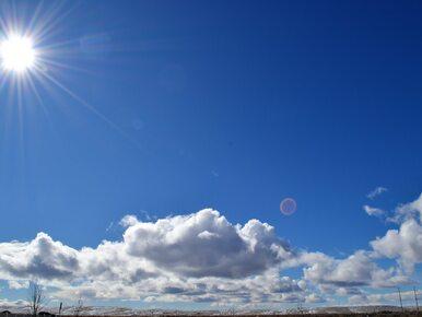 Środa pogodna i wietrzna. W kolejnych dniach temperatura sięgnie 28 stopni