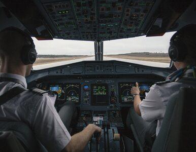Pilot zawieszony do końca życia. Pozwolił kobiecie wejść do kokpitu,...