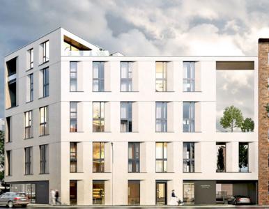 Praska Moderna – nowy budynek, który wpisze się w przedwojenny klimat...