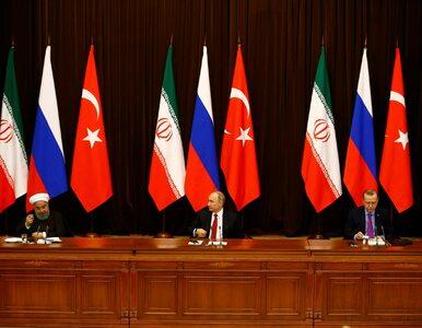 Porozumienie Putin-Erdogan-Rouhani. Jaka będzie przyszłość Syrii?