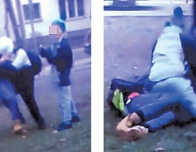 Uczniowie tygodniami gnębili 11-latka, jedno z pobić nagrywały...