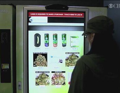 Marihuana z automatu w USA. Producent spodziewa się sukcesu