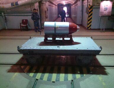 Rosja: Mamy prawo rozmieścić broń jądrową na Krymie