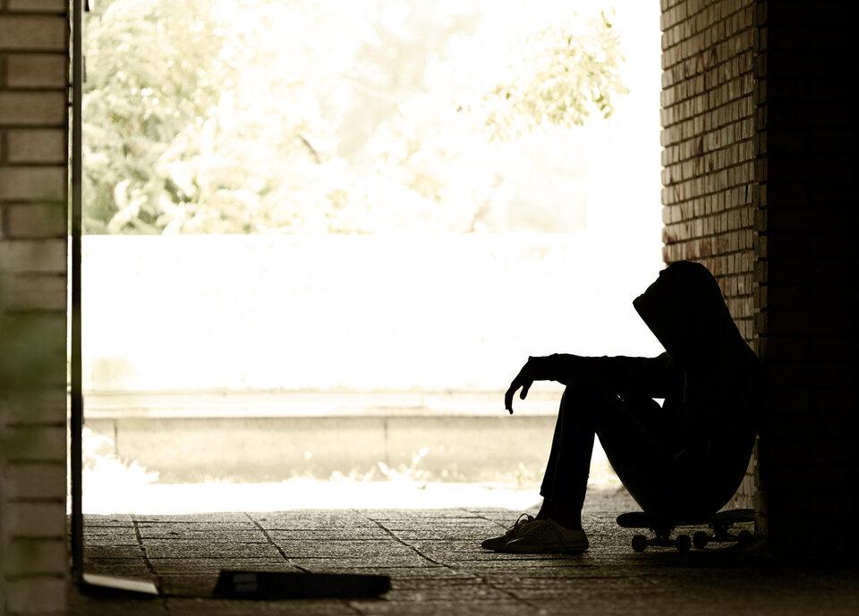 Bezdomna, zdjęcie ilustracyjne