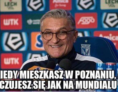 Wulgarny wpis na koncie Lecha Poznań. A internauci tworzą MEMY