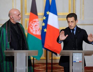Sarkozy: za rok opuścimy Afganistan