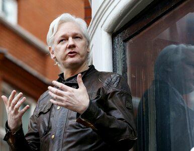 Szwecja ponownie wszczyna sprawę Assange'a ws. gwałtu