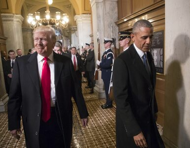 Trump oskarża Obamę o podsłuchy. Chce, by sprawą zajął się Kongres