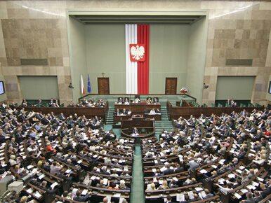 W Sejmie debata i głosowanie nad wnioskiem o wotum nieufności dla rządu