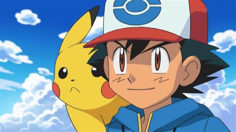 """Kadr z serialu """"Pokémon"""""""