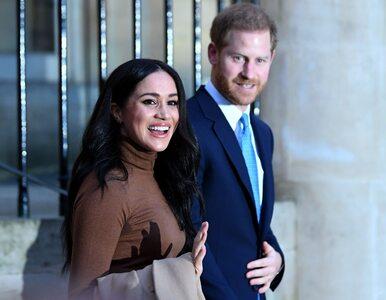 Meghan i Harry rozczarowali Elżbietę II? Ujawniono kulisy przełomowej...