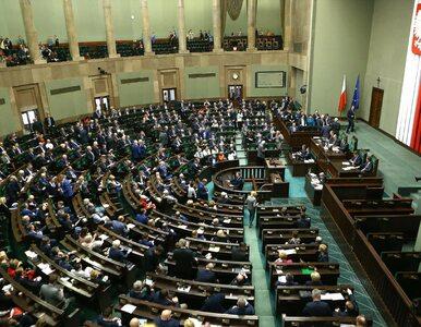 """Posłowie przegłosowali rządowy program """"Emerytura plus"""""""