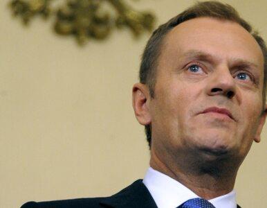 Tusk: polski węgiel jest skarbem. Dzięki niemu jesteśmy niezależni