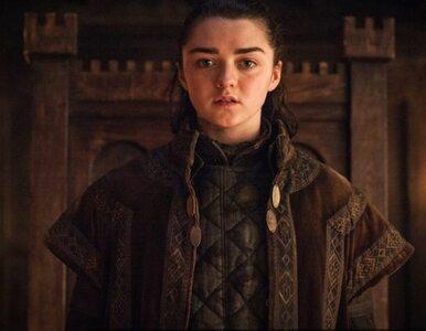 """Maisie Williams o głośnej scenie nowego odcinka """"Gry o tron"""": Myślałam,..."""