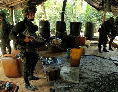 ONZ dostało 16 kilogramów kokainy. Omyłkowo czy na zamówienie?