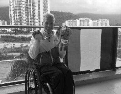 Mistrzyni paraolimpijska nie żyje. Poddała się eutanazji