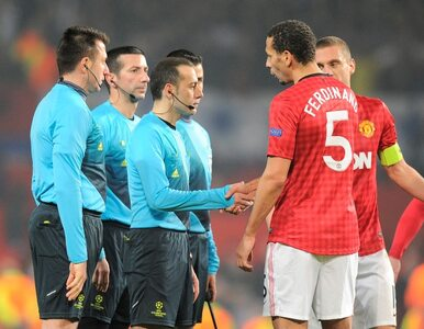 UEFA broni sędziego Cakira