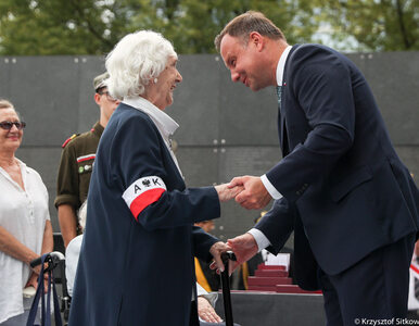 74. rocznica Powstania Warszawskiego. Prezydent: Polska jest wdzięczna...