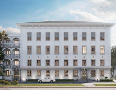 Palazzo Murano – budynek bez historii zmieni się w pałac