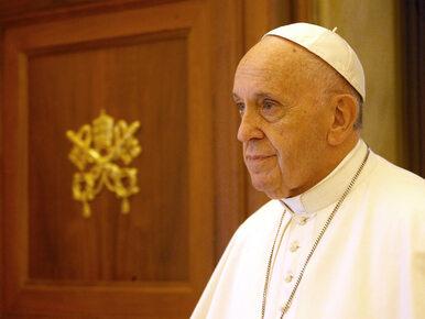 Papież Franciszek przekazał różańce rodzinie Pawła Adamowicza