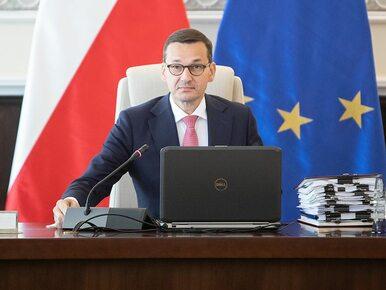 Pięciu ministrów odejdzie z rządu? Jest komentarz Mateusza Morawieckiego