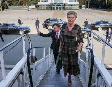 Pierwsza zagraniczna wizyta Andrzeja Dudy w nowej kadencji. Prezydent...