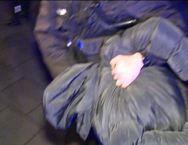 Zatrzymani kibice Lazio rzucali kamieniami i uszkodzili radiowóz