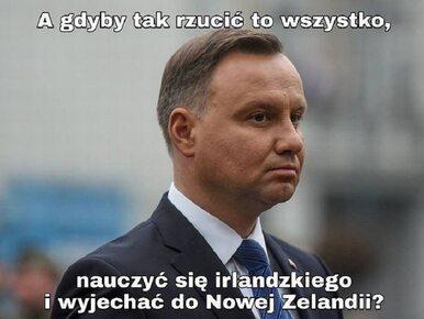 Andrzej Duda zaliczył wpadkę w Nowej Zelandii. Internauci są bezlitośni