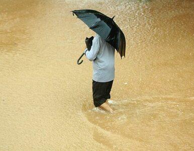 Rośnie liczba ofiar tropikalnej burzy