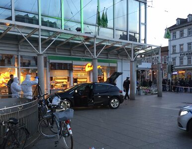 35-latek wjechał w tłum w Heidelbergu. Jest oskarżenie o morderstwo