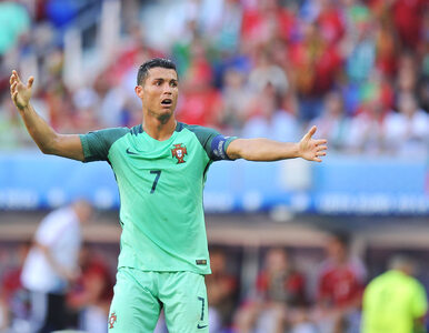 Dlaczego Ronaldo milczy? Dziennikarze we Francji nie mają z nim lekko