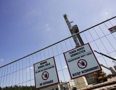 Gaz z polskich łupków zaczął płynąć