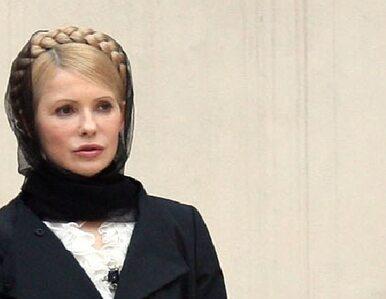Ukraina: Tymoszenko nie została skazana za politykę, tylko za przestępstwa