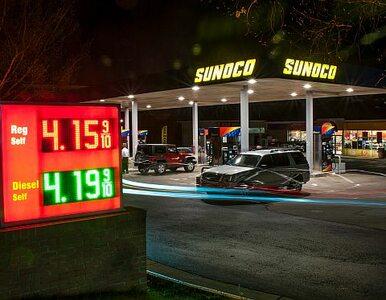 USA: za benzynę zapłacisz dziś mniej