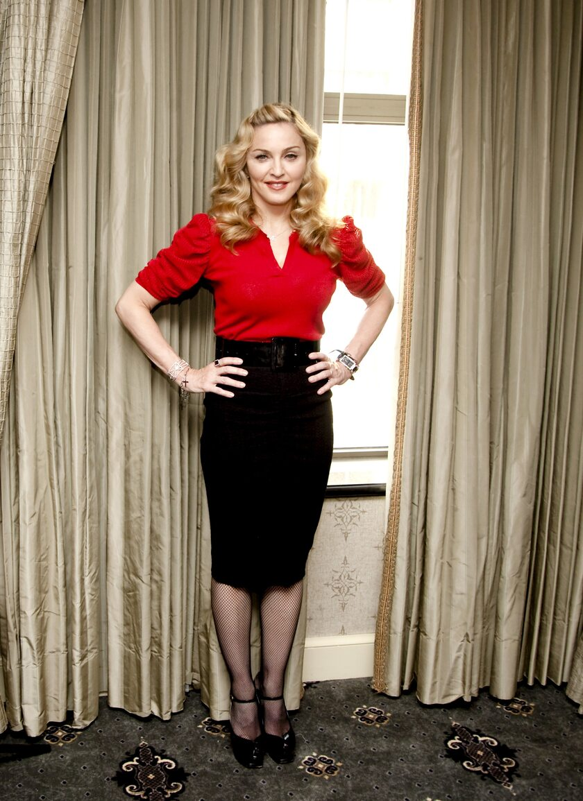 Madonna w 2011 r.