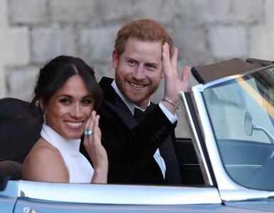 Co z miesiącem miodowym Meghan Markle i księcia Harry'ego? Zaskakujący...