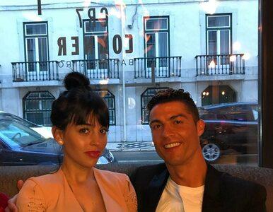 Ronaldo zaręczył się z Georginą Rodriguez? Portugalskie media nie mają...
