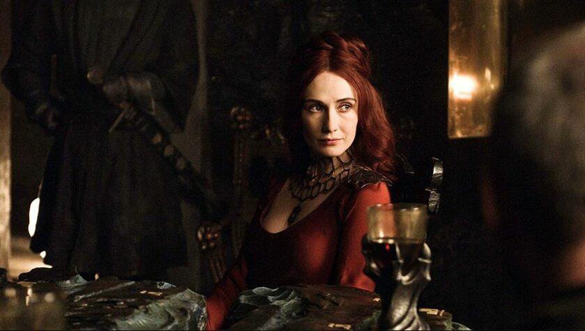 Carice van Houten jako Melisandre