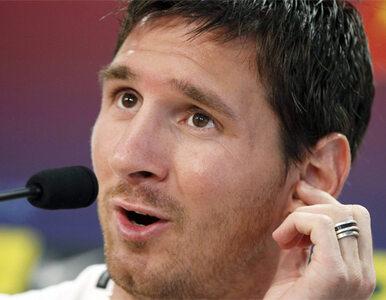 """Messi nie chce pokonać Messiego. """"Moim celem są trofea"""""""