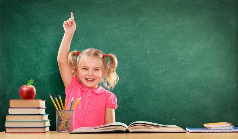 Dziewczynka w szkole (zdj. ilustracyjne)
