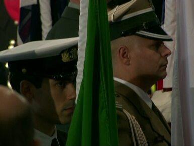 Minuta ciszy na szczycie NATO. Uczcili poległych żołnierzy