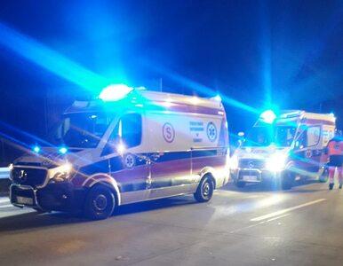 Pacjent z podejrzeniem koronawirusa zaatakował ratownika. Zadał osiem...