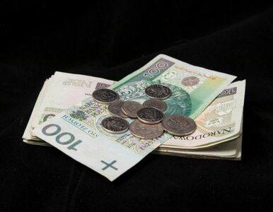 Niespełna milion Polaków zarabia maksymalnie 1600 zł